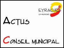 actus  Eyragues