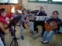 Association musicale eyraguaise, cours de piano, guitare, éveil musical