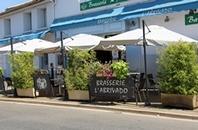 Brasserie bar l'abrivado à Eyragues
