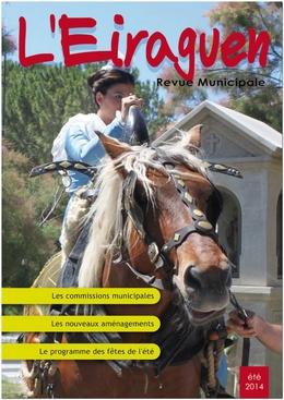 bulletin municipal Eyragues 2014