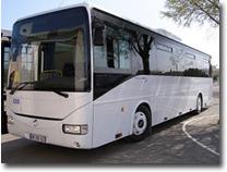 Bus scolaire Eyragues