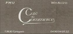 Café le Commerce à Eyragues