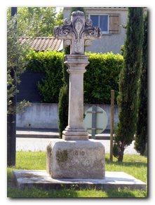 croix roumieu Eyragues