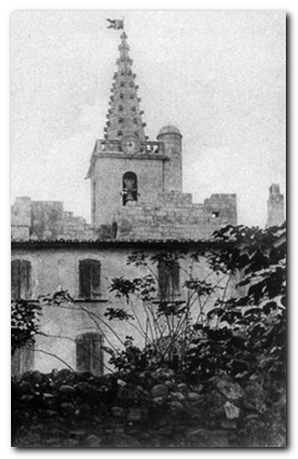 Eglise Saint-Maxime Eyragues