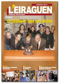 bulletin municipal l'Eiraguen janvier 2012
