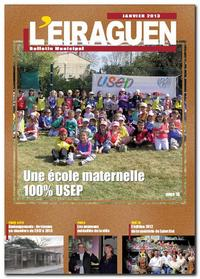 bulletin municipal l'Eiraguen janvier 2013