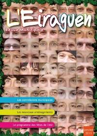 bulletin municipal l'Eiraguen janvier 2015