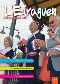 bulletin municipal l'Eiraguen juillet 2016