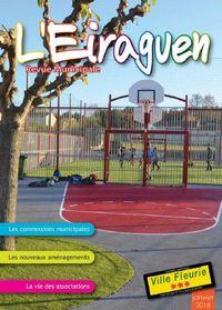 bulletin municipal l'Eiraguen janvier 2018