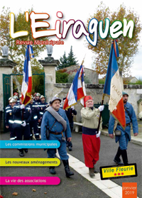 bulletin municipal l'Eiraguen janvier 2019