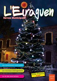 bulletin municipal l'Eiraguen janvier 2021