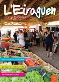 bulletin municipal l'Eiraguen juillet 2017