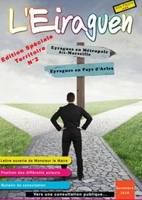 bulletin municipal l'Eiraguen édition spéciale novembre 2018