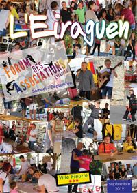 bulletin municipal l'Eiraguen août 2019,spécial forum des associations