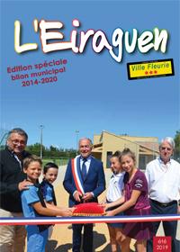 bulletin municipal l'Eiraguen juillet 2019