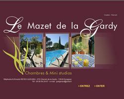 Chambre d'hôtes La Gardy à Eyragues
