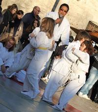 Judo à Eyragues