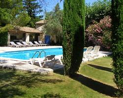 Chambre d'hôtes Mas Mistral à Eyragues