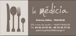 Traiteur Le Médicia à Eyragues