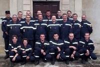 Sapeurs pompiers Eyragues